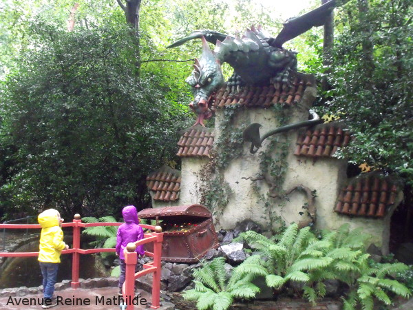 Efteling son premier parc d'attraction