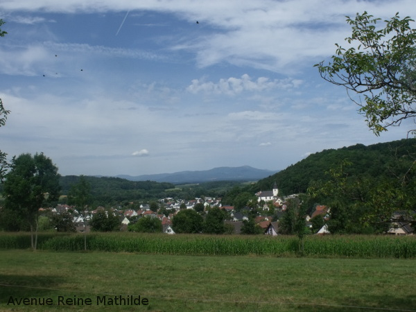 Le Sundgau à vélo et en famille