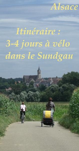 Itinéraire pour découvrir le Sundgau à Vélo