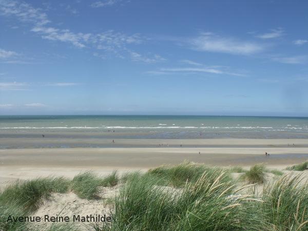 Belgique plage