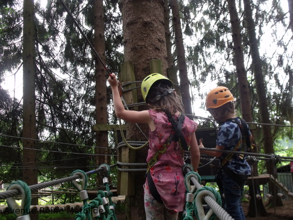Forestia - parc familial en Wallonie