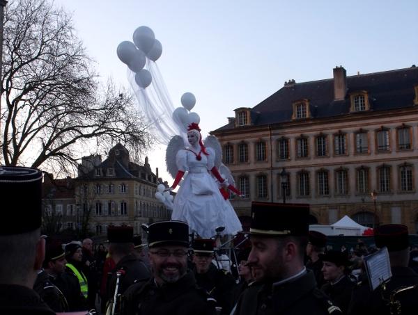 Fêter St Nicolas à Metz