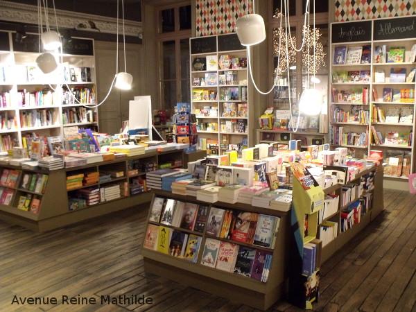 Magnifique librairie jeunesse à Metz