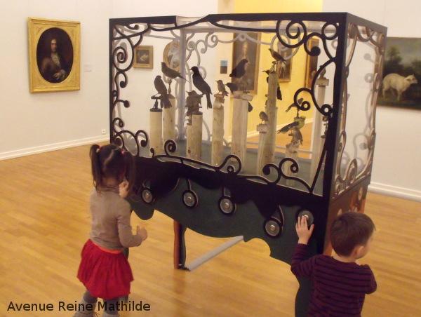 Balade en famille au musée de Metz