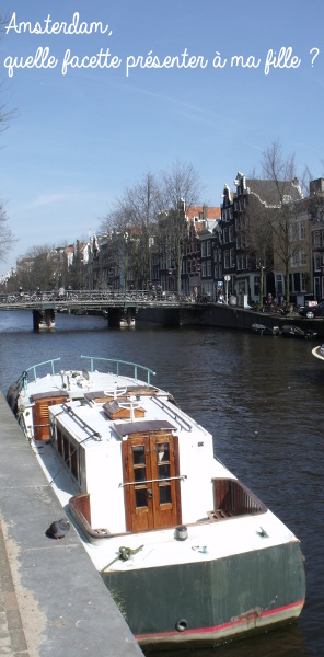 Amsterdam avec enfant