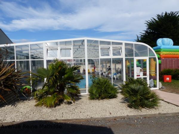 camping avec piscine en vendée