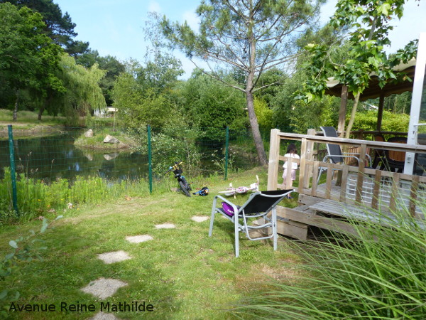 Camping au calme Bretagne