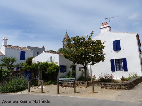 Maison dans Noirmoutier