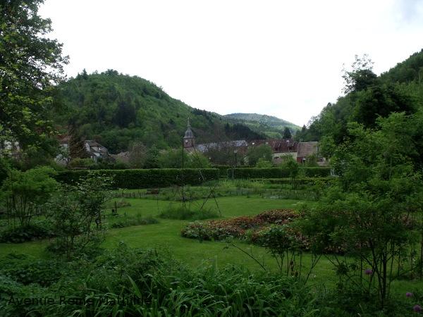 parc Burrus Alsace