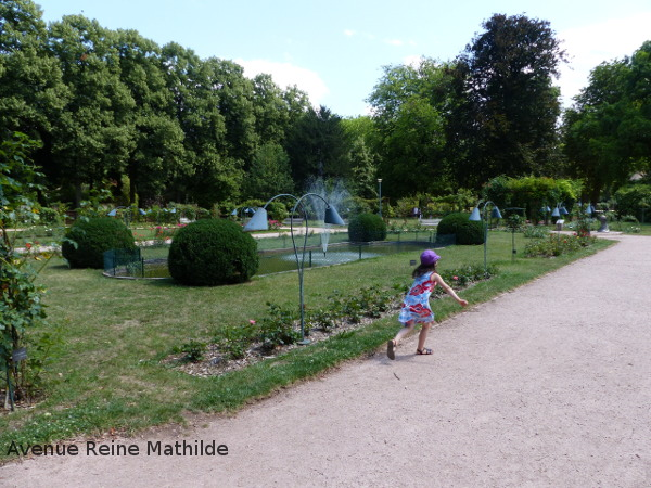 Nancy parc pour enfants