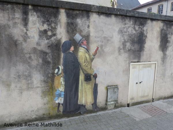 Balade street art Nancy