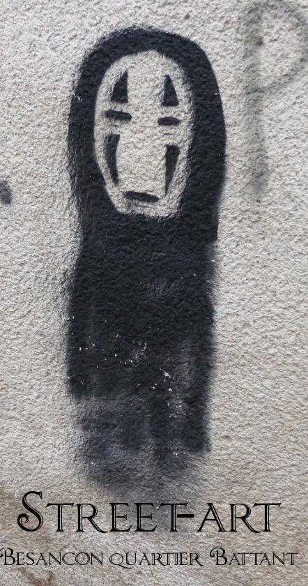 street-art à Besançon