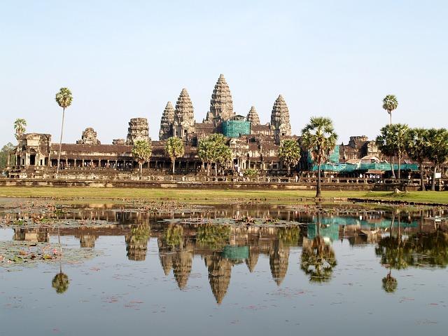 Voir Angkor au Cambode