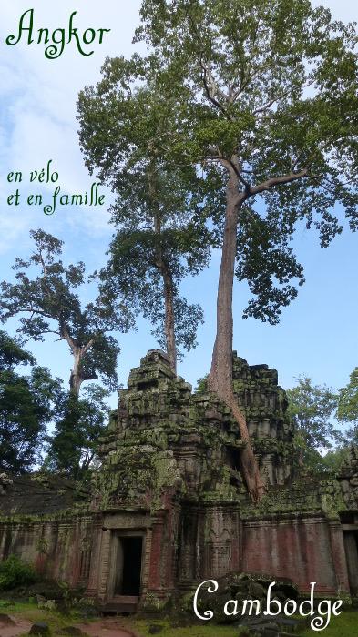 Angkor en vélo
