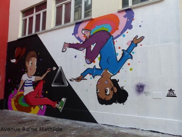 street art mulhouse le M.U.R.