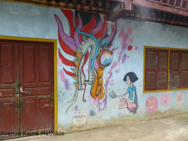 Visite école Phare Battambang