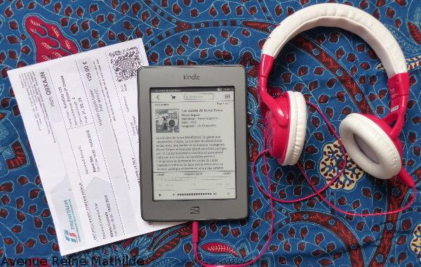 Des Livres Audio Pour Occuper Les Enfants Pendant Les