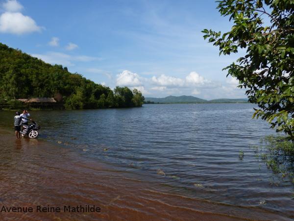 Kampot Secret Lake / Lac secret