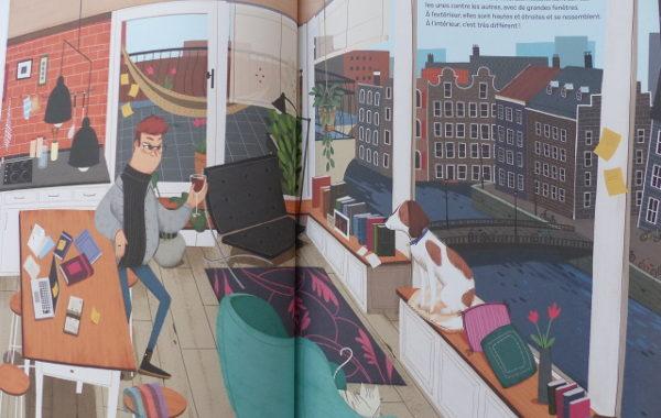 livre maisons autour du monde extrait