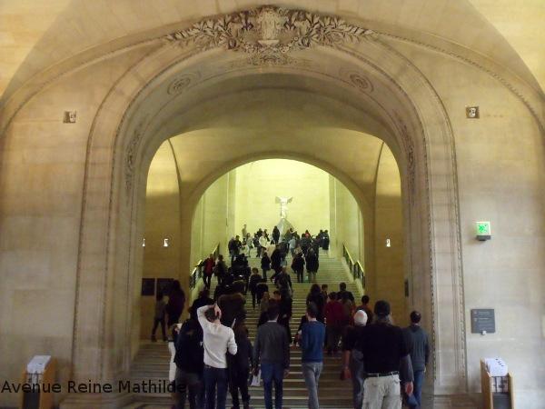 Le Louvre avec des enfants que voir
