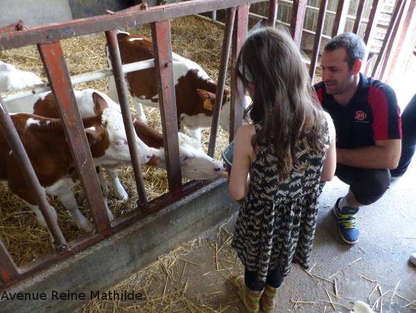 visite en famille fromagerie munster