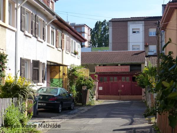 quartier de Mulhouse