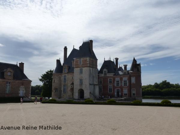 château de la Bussière Loiret