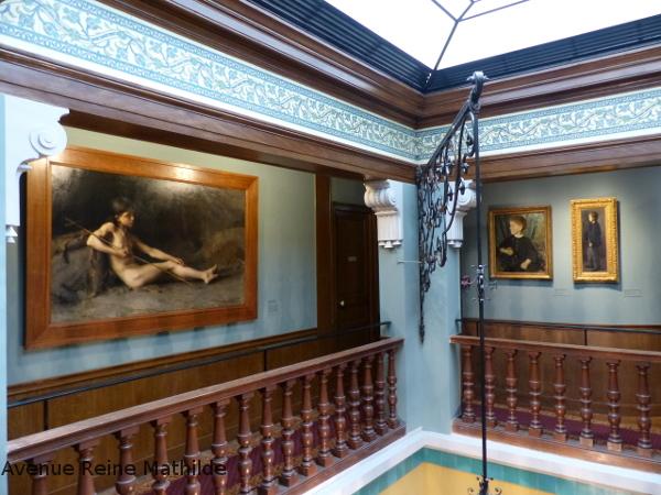 musée Jean Jacques Henner Paris