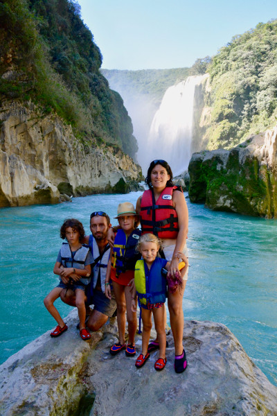 famille nomade amérique