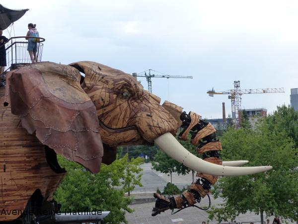 éléphant de Nantes