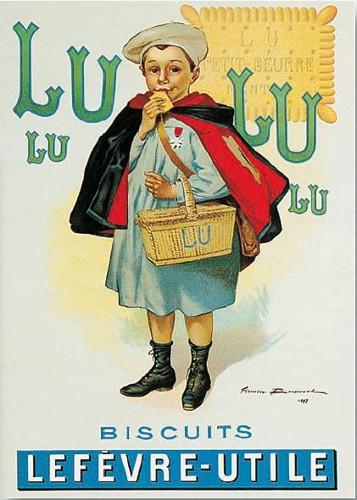 affiche LU Nantes
