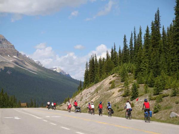 Canada à vélo