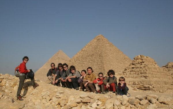 voyager avec 9 enfants
