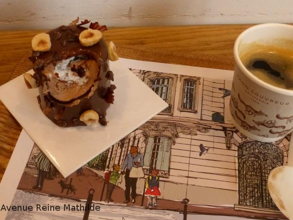 Paris pâtisserie rue des rosiers