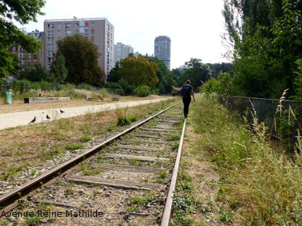 parc petite ceinture Paris