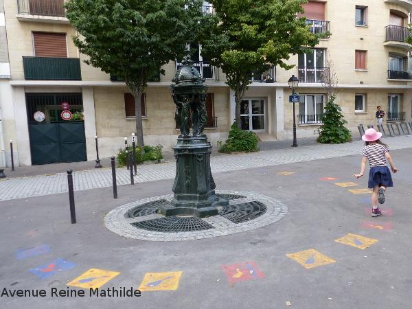 street art buttes aux cailles