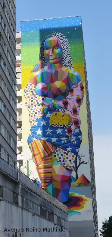 street art olympiades paris