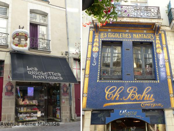 Boutique les rigolettes Nantes