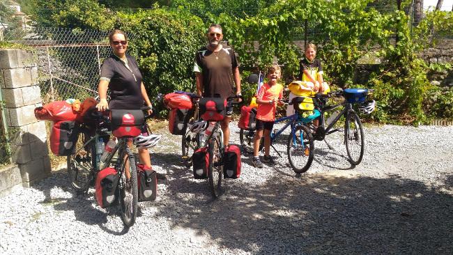 interview voyageurs vélo