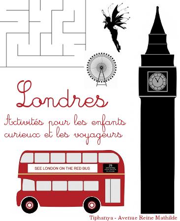 activités sur Londres