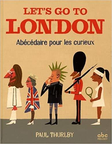 Livre sur Londres