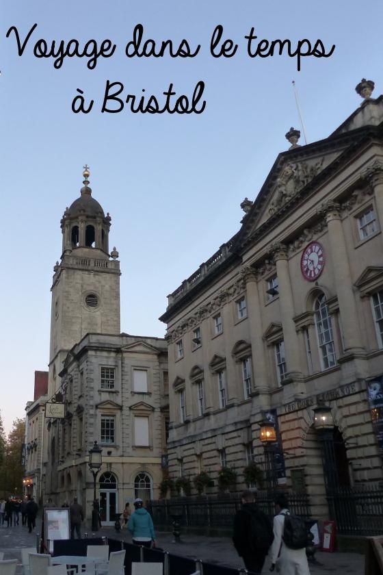 balade historique dans Bristol