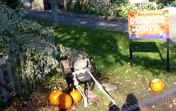 Halloween à Bristol activités familles