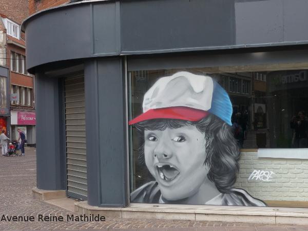 Lens street art 2