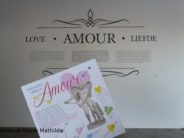 Musée louvre lens exposition amour