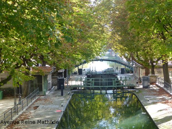 Paris Canal St Martin