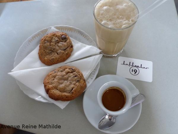 café dans Paris