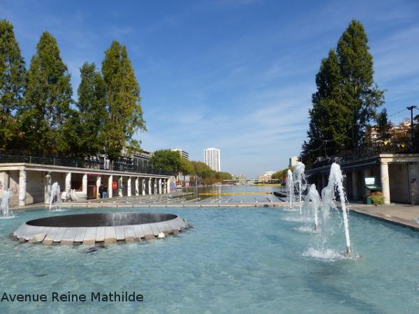 Paris quai de Loire