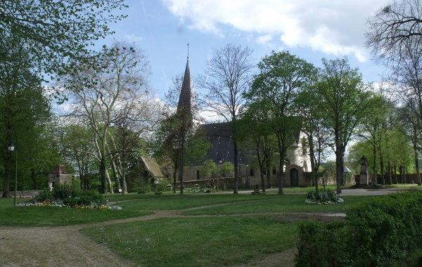 parc buffon à Montbard