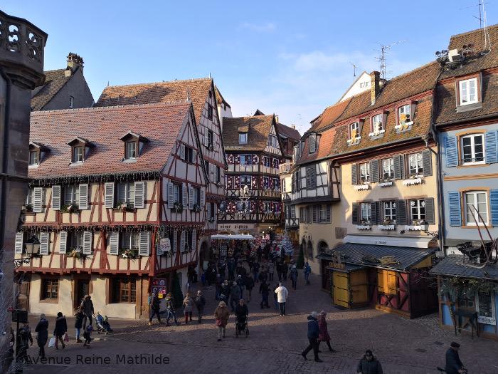 Noël en Alsace à Colmar